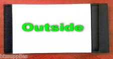 10x Hook and Loop Outside Wrap Stubby Holder Cooler for Dye Sublimation Printing