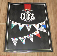 B1A4 2014 CONCERT THE CLASS OFFICIAL GOODS 10 DECO PHOTO SET NEW