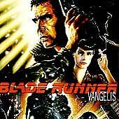 BLADE RUNNER Original Soundtrack CD ( Vangelis, 1994 Re-issue )
