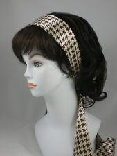 Blonde/Marron/Noir/Auburn 35.6cm Ondulées 3/4 Bouchon Fall Pièce W/Peigne -