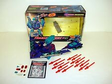 TRANSFORMERS DREADWING w/SMOKESCREEN Vintage G2 Action Figures COMPLETE 1994