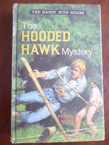 The Hardy Boys, THE HOODED HAWK MYSTERY  HB 1973