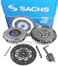 VW GOLF MKV 2.0 TDI SACHS DUAL MASS FLYWHEEL AND A CLUTCH WITH CSC SLAVE BEARING