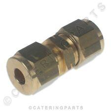 8 mm x 6 mm réduction raccord à compression Tube à Gaz Adaptateur Connecteur Tuyau Couplage