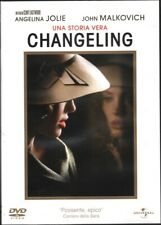Changeling con Angelina Jolie DVD in Italiano