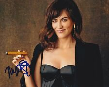 Maggie Siff signed 8x10 photo billions