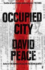 Occupied City (Tokyo Trilogy 2), Peace, David | Paperback Book | Very Good | 978