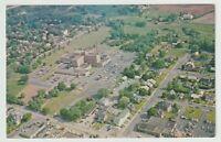 Unused Postcard Aerial View of The Chambersburg Hospital Pennsylvania PA
