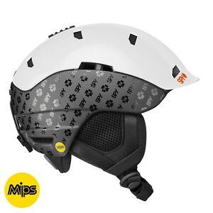 SPY Interstellar Snow Ski Snowboard Helmet Mips Matte White EXPRESS SHIPPING