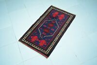 Decorative Rug 1.6x2.9,Turkish Rug,Vintage Carpet,Safavieh Hand Knotted Wool Rug