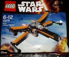 LEGO Star Wars Poe's X-Wing Fighter 30278 Polybag NEW Xmas stocking filler
