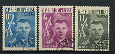 Albania 1962 SG#688-690 Manned Space Flight Cto Used Set #A78986