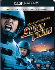 Starship Troopers: 20th Anniversary [New 4K UHD Blu-ray] With Blu-Ray, Anniver