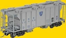 Polystyrene HO Scale Model Train Carriages