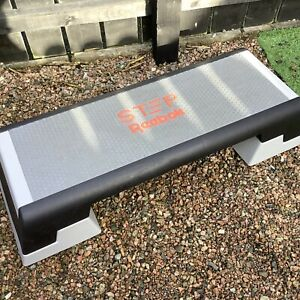 Original REEBOK STEP Aerobic Cardio Stepper Adjustable Exercise Class Platform