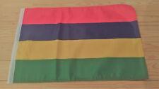 """MAURITIUS FLAG - 45cm x 30cm - 18"""" x 12"""""""