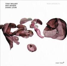 DANIEL LEVIN (CELLO)/MAT MANERI/TONY MALABY - NEW ARTIFACTS NEW CD