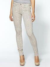 NWT PAIGE Verdugo Ultra Skinny Jean, Jeans, Leopard Print, Sz 31