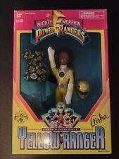 Mighty Morphin Power Rangers For Girls Aisha NIB 1995