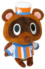 """Real New  Animal Crossing 5"""" Timmy Convenience Store Plush"""