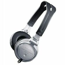 Sony Silver Headphones