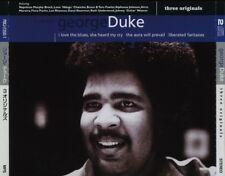 GEORGE DUKE three originals 1975-76 / POCJ-2350, JAPAN