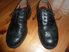 PALATINO Chaussures Derbies 40 homme Noir mocassins  CASUAL  cuir