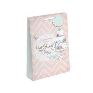 Cake Design Medium Wedding Day Gift Bag