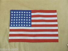 US ARMY ww2 48 étoiles stars & BANDE CHOUETTE Flag Drapeau DRAPEAU