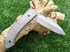 Coltellino Damasco, Damascus FOLDING KNIFE 00901