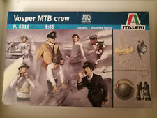 ITALERI 1/35 PTT VOSPER equipaggio RN Vosper MTB 1:35 5616