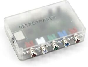RetroTINK 2X Pro Retro Console Line Doubler with [NEW FROM MANUFACTURER]