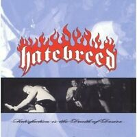 "HATEBREED ""SATISFACTION IS THE DEATH OF DESIRE""  VINYL LP NEU"
