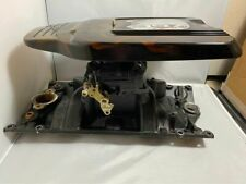 Mercury 357 Alpha Vortec Intake & Carb W/ flame carb cover