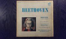 BEETHOVEN SONATAS N°4/5/8 X VIOLIN & PIANO KRAUS BOSKOWSKY RCA DISC. FRANCAIS IT