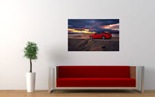 """DODGE CHARGER SRT8 2012 PRINT WALL POSTER PICTURE 33.1""""x20.7"""""""