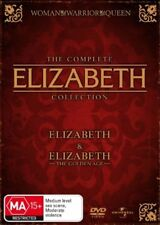 Elizabeth  / Elizabeth - The Golden Age (DVD, 2008, 2-Disc Set)