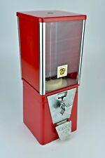 Vintage OAK Products 25 cent Bubble Gum Machine