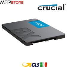 SSD CRUCIAL BX500 1TB - 1000GB SATA III 2,5'' 3D NAND INTERNO CT1000BX500SSD1