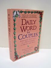 Daily Word For Couples Devotional by Colleen Zuck, Janie Wright, and Elaine