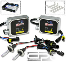 10000K BLUE HID XENON CONVERSION KIT+9006 BULBS LOW BEAMS ONLY+THICK BALLAST