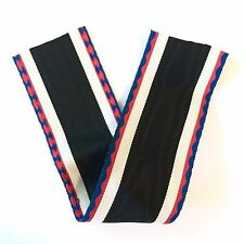 TYPE-1 WAVY ARMY OF OCCUPATION OF GERMANY MEDAL RIBBON DRAPE 6 INCH LENGTH
