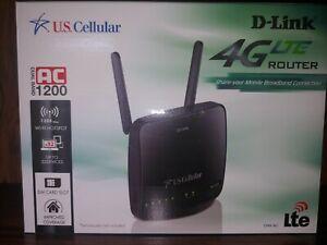D-Link 4G AC1200 LTE Router - DWR961