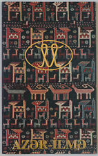 Oriental rugs, book by Azer-Ilme Company