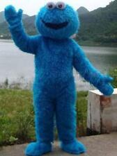 Keks Monster  Sesamstraße  Maskottchen Kostüm Werbung