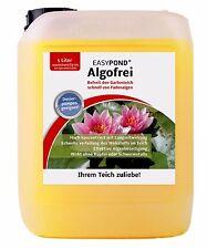 (6,00�'�/l) EASYPOND AlgoFrei Teich Fadenalgenvernichter Algenfrei Wassertest Koi