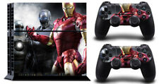 IRONMAN NT035 DECAL SKIN PROTECTIVE STICKER for SONY PS4 CONSOLE CONTROLLER