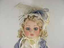 """The Bebe Steiner"" 24"" Porcelain French Victorian Reproduction Doll"