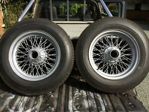 HRG 1500 GN  Wire WHEEL RESTORATION SERVICE -Tudor Wheels Ltd