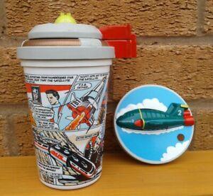 PIZZA HUT UK THUNDERBIRDS CUP & 2 LIDS